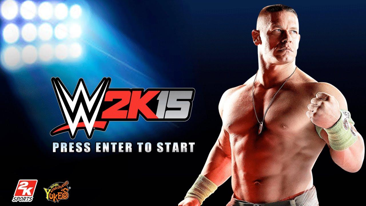 erreur de réparation pour WWE 2K15 pc game