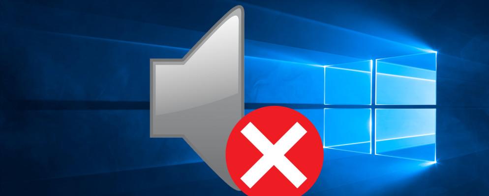 réparer Windows 10 problème de volume