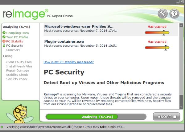 façons d'améliorer les performances du PC avec RegCure Pro