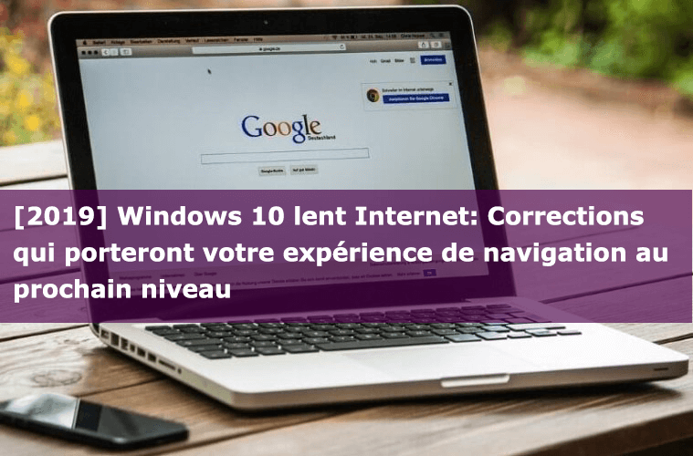 Windows 10 Internet lent